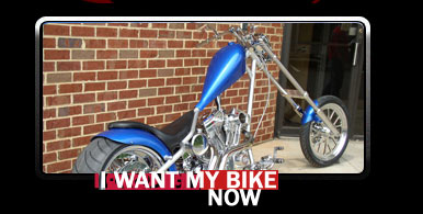 I Want My Bike Now