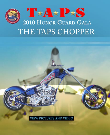 TAPS Special Edition Chopper