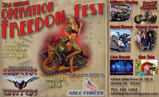 Operation Freedom Fest Slide