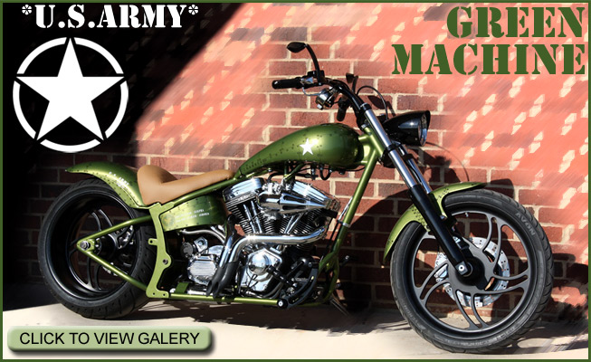 Green Machine Chopper