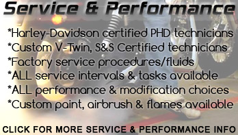 service and performance